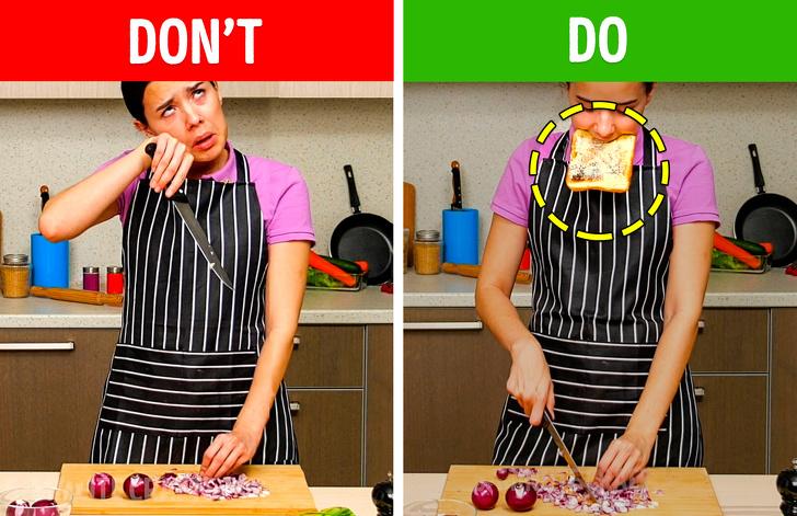 ترفندهای آشپزی جالب
