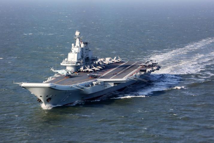 «شاندونگ»؛ دومین ناو هواپیمابر و بزرگترین کشتی جنگی چین با تکنولوژی تماماً بومی