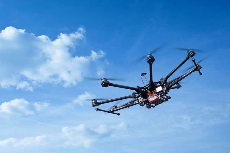 Songar؛ پهپاد مجهز به مسلسل، دوربین دید در شب و بازوهای رباتیک ساخت ترکیه