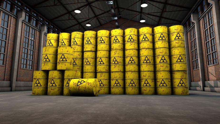 معضل دفن زباله های هسته ای به شکل ایمن برای یک میلیون سال؛ راهکار چیست؟
