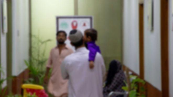شیوع «اسرارآمیز» اچآیوی در بین صدها کودک در پاکستان