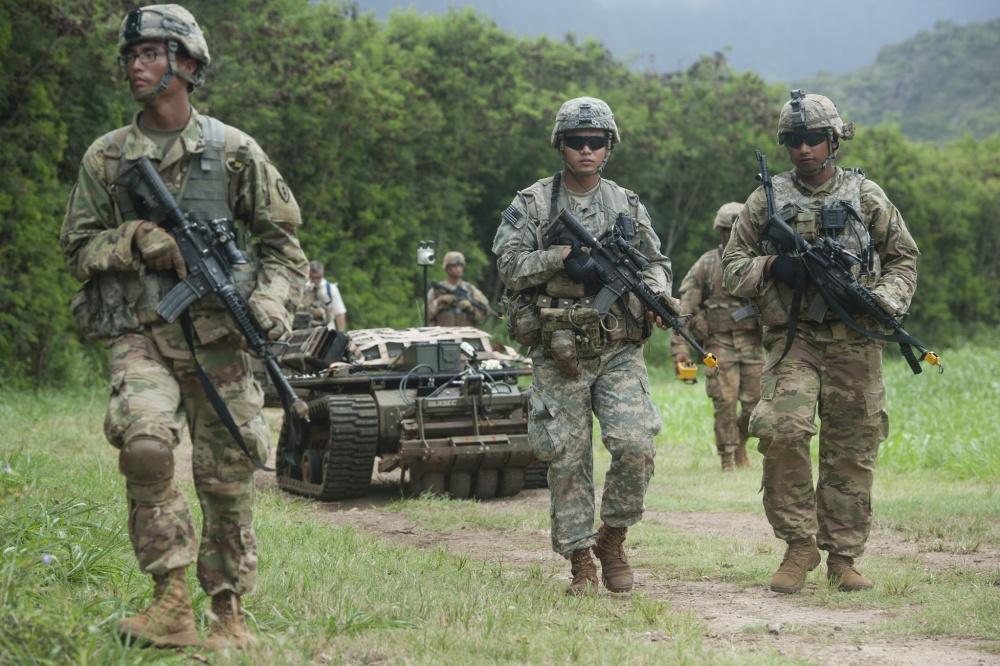 ۱۰ پیشرفت بزرگ ارتش ایالات متحده در زمینه دانش و تکنولوژی در سال ۲۰۱۹