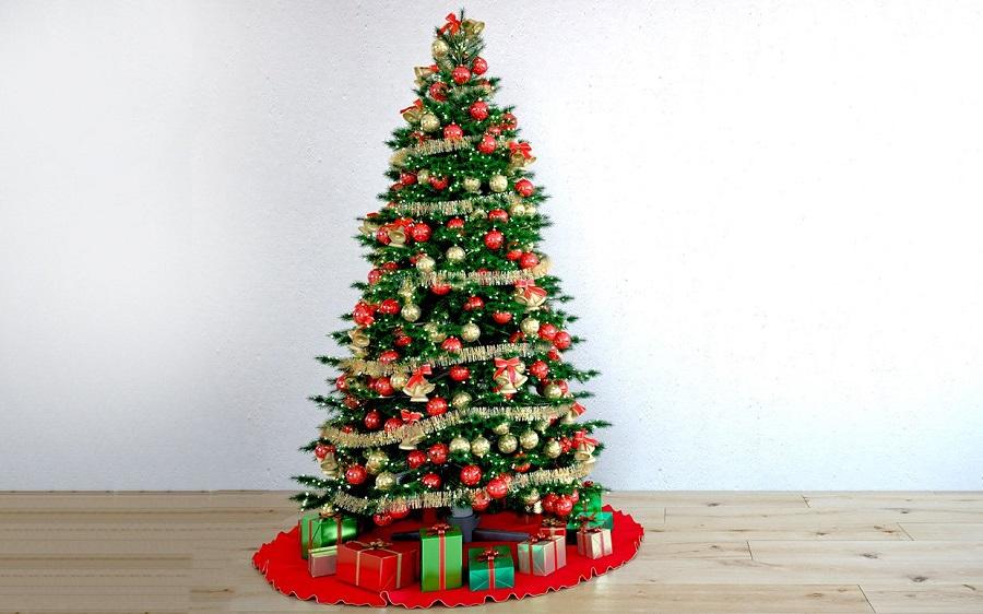 چرا مسیحی ها در ایام کریسمس در خانه هایشان درخت می گذارند؟