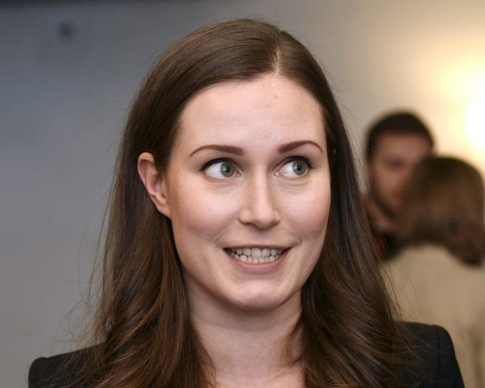 با تنها 34 سال سن، سانا مارین به زودی به عنوان جوان ترین نخست وزیر جهان سوگند یاد کرده و جای نخست وزیر مستعفی فنلاند را خواهد گرفت.