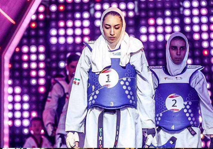 شوک به تکواندوی ایران: «کیمیا علیزاده» به هلند رفت