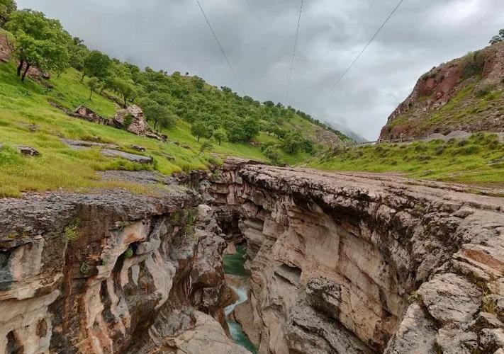 گشتی در تنگههای استان ایلام به یاد روزهای قبل از کرونا