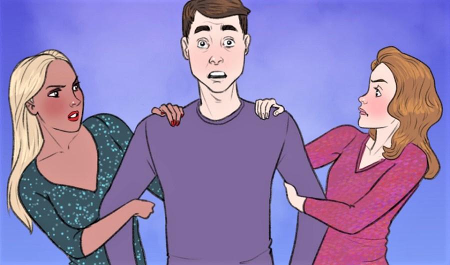 چرا بعضی مردان خیانتکار تمایلی به طلاق و ترک همسرشان ندارند؟