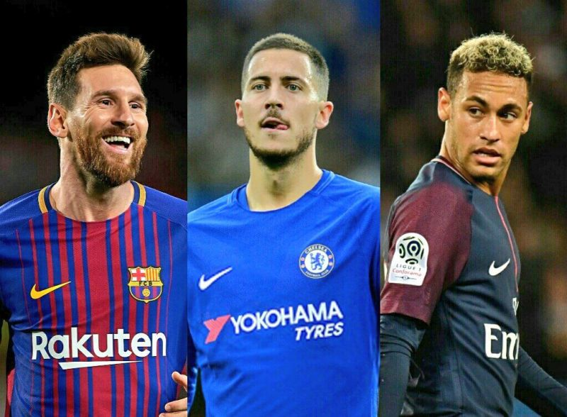 ۱۰ بازیکن برتر حال حاضر فوتبال جهان کدامند؟