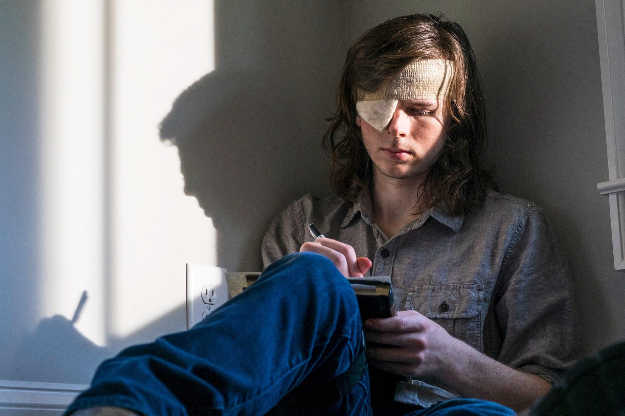 پیام توئیتری چندلر ریگز؛ آیا کارل گریمز به سریال «مردگان متحرک» باز خواهد گشت؟