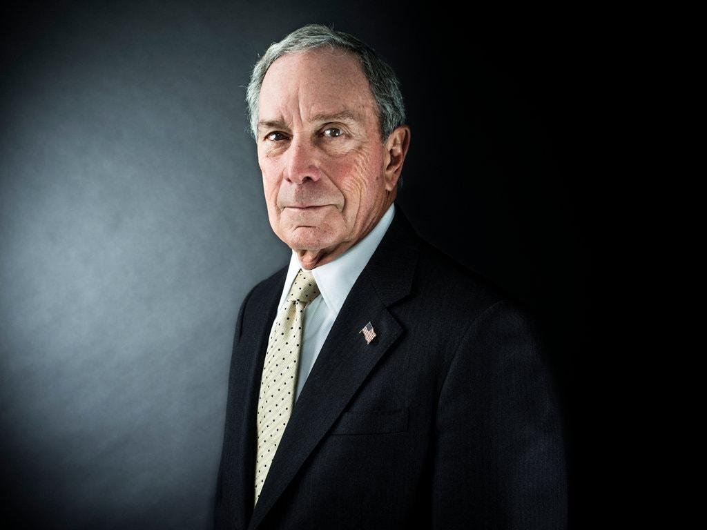 مایکل بلومبرگ (Michael Bloomberg) میلیاردر و سیاستمدار 77 ساله آمریکایی است که یکی از نامزدهای دموکرات ها برای انتخابات ریاست جمهوری 2020 به شمار می آید.