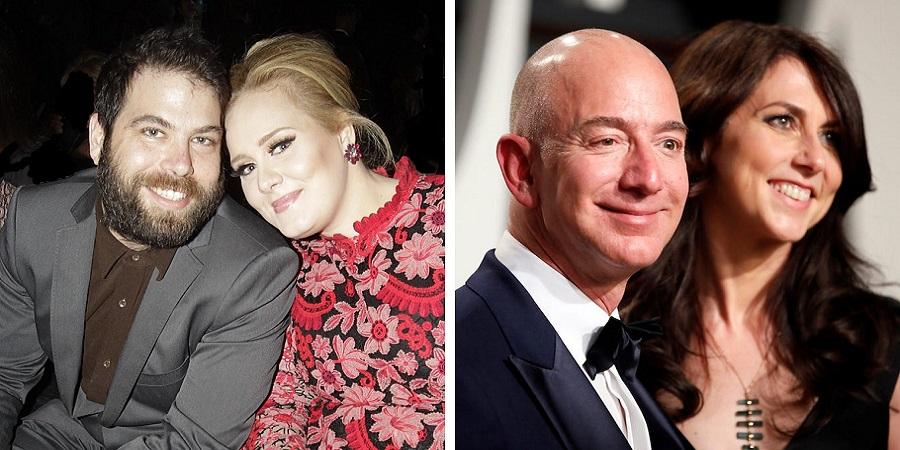زوج های مشهوری که در سال ۲۰۱۹ از یکدیگر جدا شدند