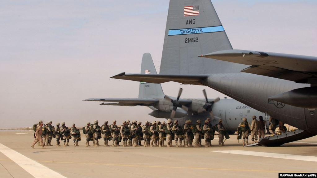 پایگاه عینالاسد عراق