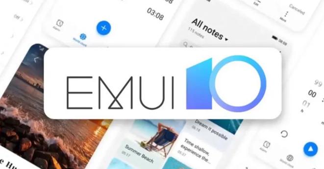 گوشیهای هوآوی بهروزرسانی EMUI 10 