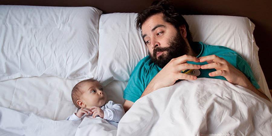 محققان می گویند مردها بعد از پدر شدن چاق می شوند