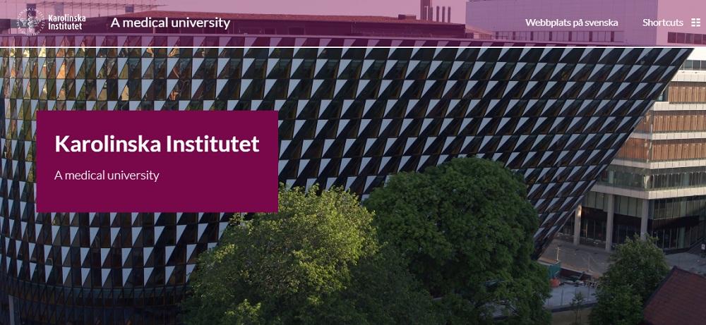 دانشگاه کارولینسکا سوئد