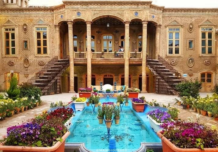 گشتی در خانه تاریخی «توکلی» و «داروغه» مشهد