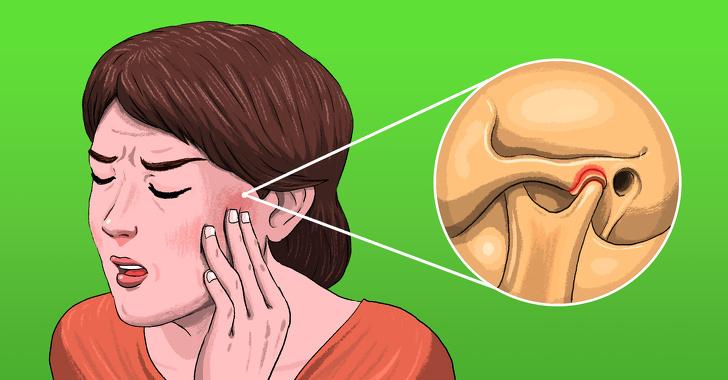 مشکلاتی که دندان درد نیستند