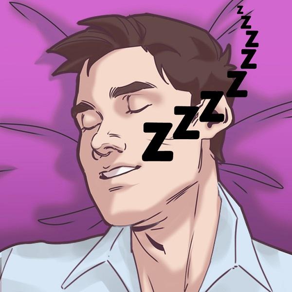 ماساژ پا برای خواب