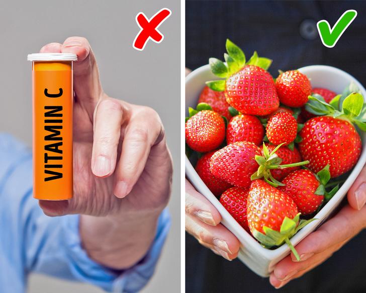 کدام ویتامین ها و مکمل ها فایده دارند