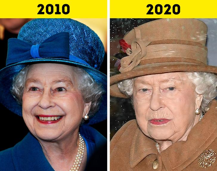 خاندان سلطنتی بریتانیا در دهه 2010