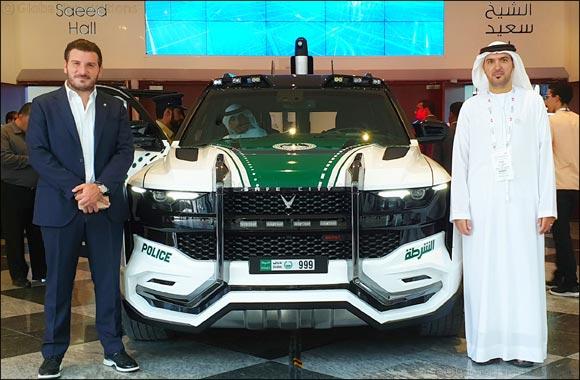 جیپ Beast Patrol که «پیشرفته ترین ماشین پلیس جهان» لقب گرفته، مجهز به دوربین شناسایی چهره و پلاک، پهپاد، نگهدارنده های سلاح و دوربین کنترل رفتار راننده است.