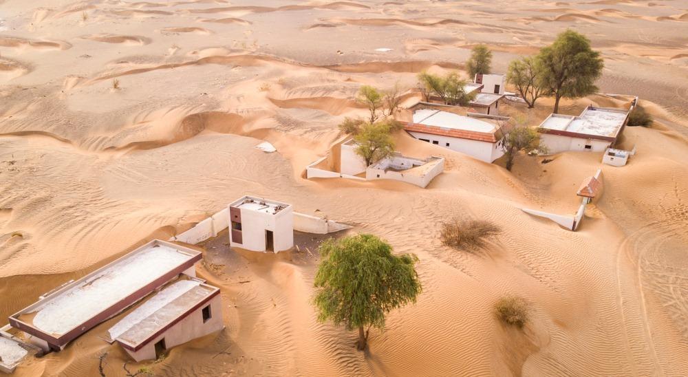 «المدام»؛روستای متروکه و اسرارآمیز دبی که به یک جاذبه گردشگری محبوب تبدیل شده است