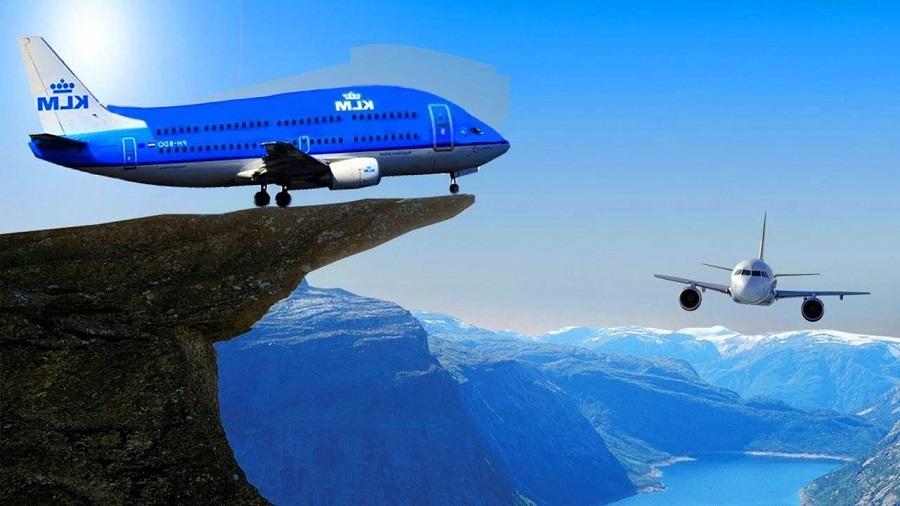 ۱۰ فرودگاه خطرناک جهان که تیکآف و نشستن در آن ها کار هر خلبانی نیست!