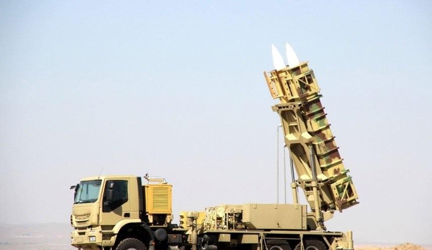 فیلم اخطار پدافند هوایی ایران به جنگنده F18 از عمق ۵۰ متری زیر زمین
