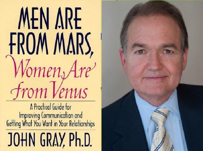 کتاب مردان مریخی و زنان ونوسی