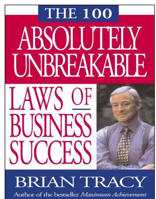 کتاب برایان تریسی