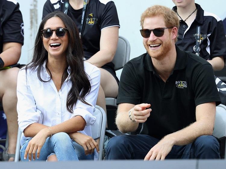زوج های سلطنتی بریتانیا