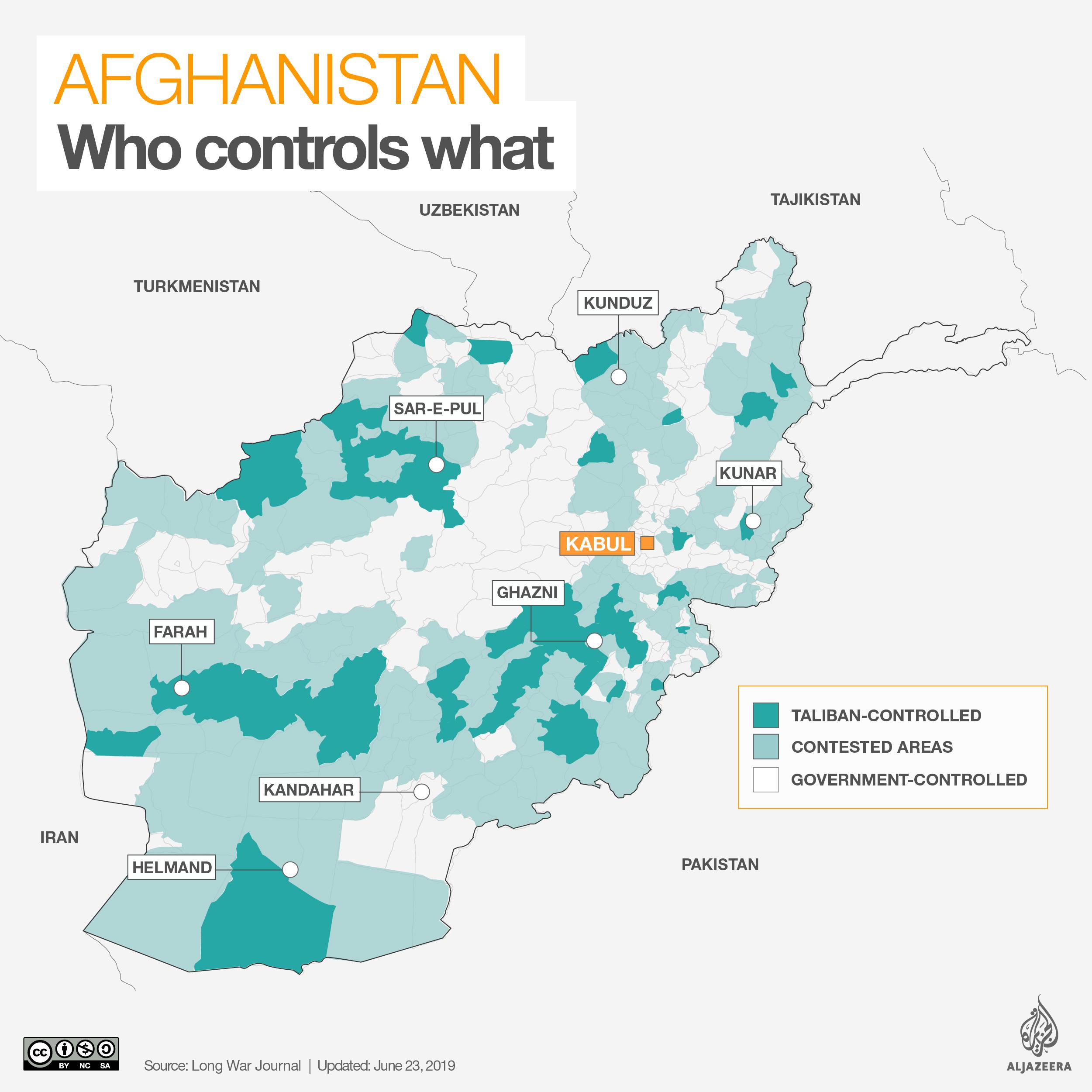 ایالات متحده و گروه طالبان پس از 18 سال درگیری نظامی در افغانستان به توافق صلح دست یافته و این توافق را در دوحه، قطر به امضای نمایندگان دو گروه رساندند.
