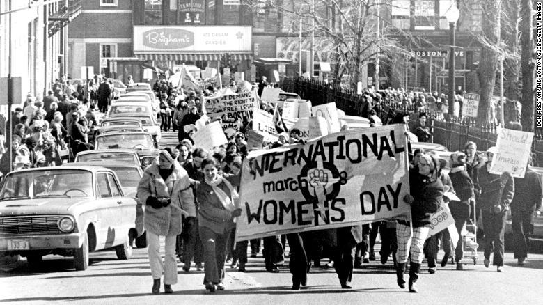 روز جهانی زنان