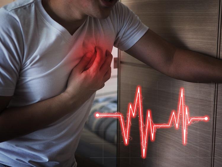 تپش قلب ناشی از اضطراب حمله پانیک