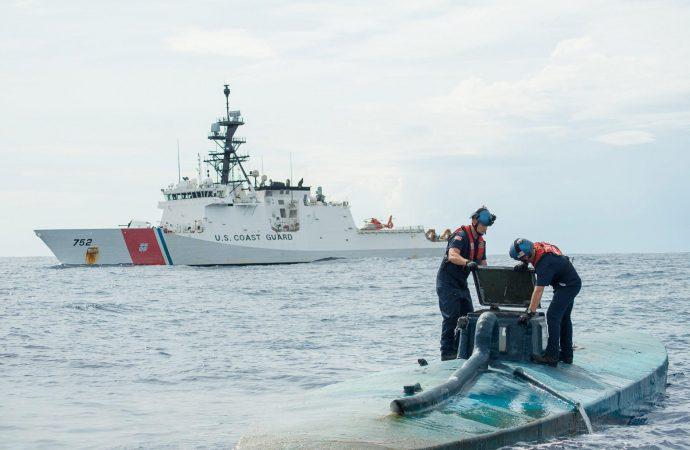 قاچاق مواد مخدر با زیردریایی های اقیانوس پیما؛ تکنولوژی جدید کارتلهای آمریکای جنوبی