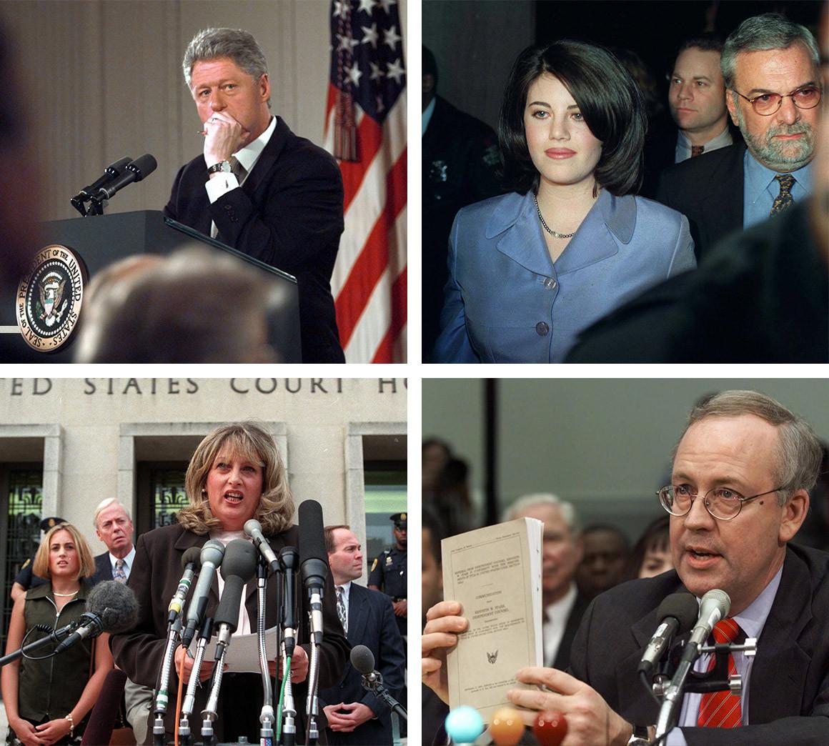 بیل کلینتون، رییس جمهور سابق ایالات متحده، در مستند جدید شبکه با عنوان «هیلاری» (Hillary) از رابطه نامشروع جنسی خود با مونیکا لوینسکی می گوید.