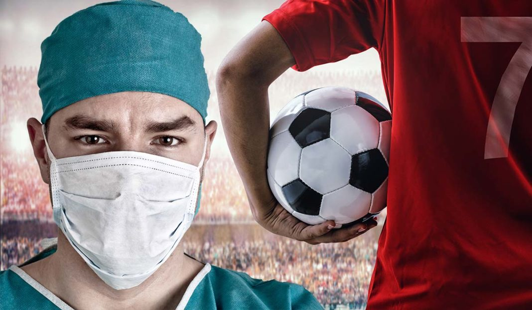 تمام بازیکنان، مربیان و باشگاه های فوتبال که تاکنون درگیر ویروس کرونا شده اند