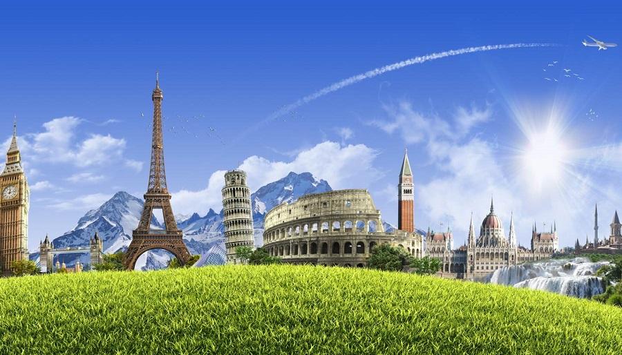 چگونه می توان خیلی راحت، بدون استرس و با کمترین هزینه به سفر اروپا رفت؟