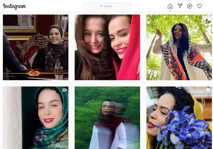 ملیکا شریفی نیا مهمان دورهمی