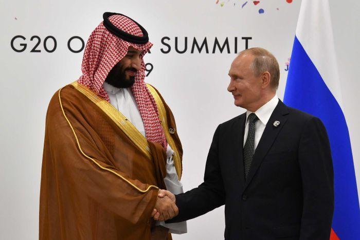 توافق روسیه و عربستان