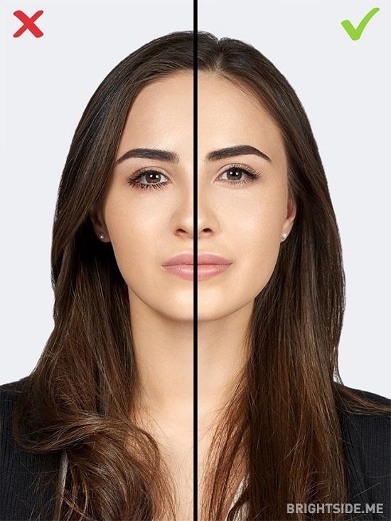 2 1484650116 اشتباهات آرایشی ؛ ۱۰ اشتباه رایج خانم ها در آرایش که سنشان را بالا می برد