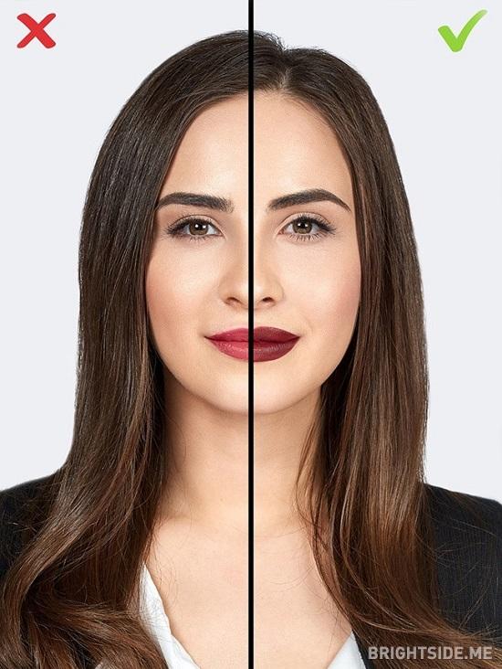 3 1484650116 اشتباهات آرایشی ؛ ۱۰ اشتباه رایج خانم ها در آرایش که سنشان را بالا می برد