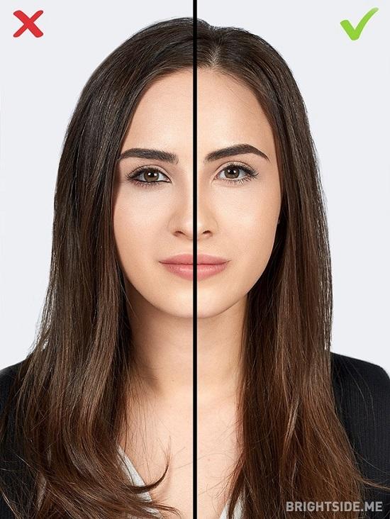 5 1484650116 اشتباهات آرایشی ؛ ۱۰ اشتباه رایج خانم ها در آرایش که سنشان را بالا می برد