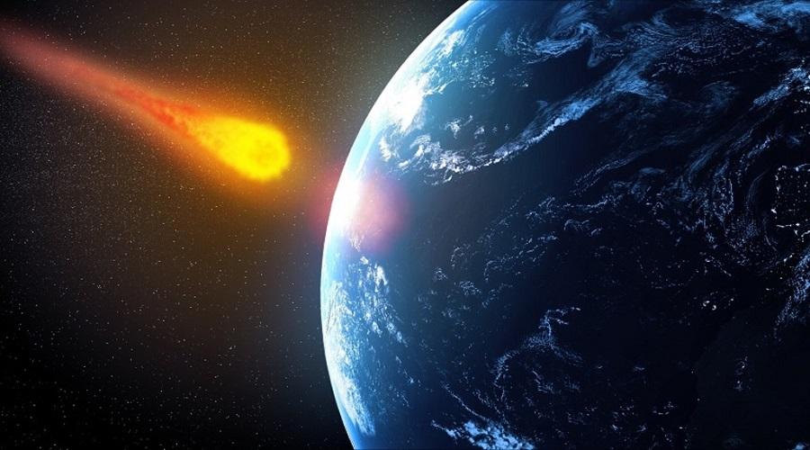 شهاب سنگ غول پیکر در راه زمین؛ آیا فردا دنیا به پایان می رسد؟