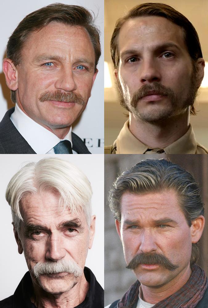 در ادامه این مطلب قصد داریم شما را با ترندهای محبوب سبیل در سال 2020 برای مردان با استفاده از چهره های سرشناس هالیوود آشنا کنیم.
