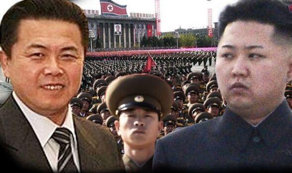 عموی رهبر کره شمالی