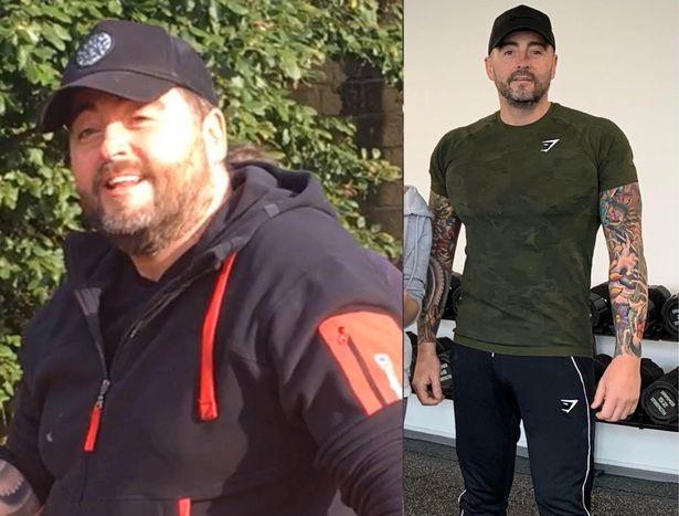 جایگزین کردن فست فود با غذاهای سالم خانگی؛ راز کاهش وزن شدید این مرد میانسال