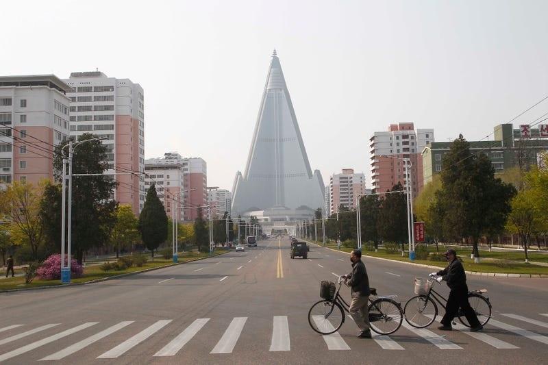 کرونا در کره شمالی
