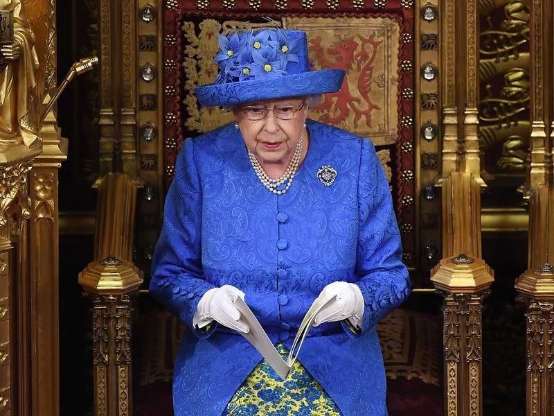 رکوردهای ملکه انگلیس در کتاب گینس