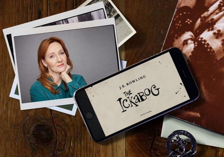 نویسنده هری پاتر کتاب The Ickabog را اینترنتی و رایگان برای کودکان منتشر کرد